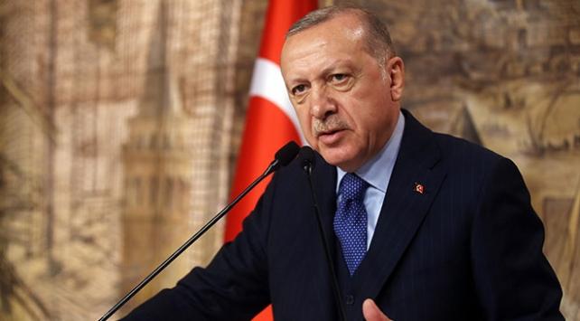 Cumhurbaşkanı Erdoğan: Ülkemizi köşeye sıkıştıracağını zannedenlere tarihi bir ders vereceğiz