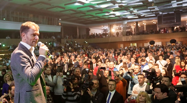 Slovakyada genel seçimleri OLANO Partisi kazandı