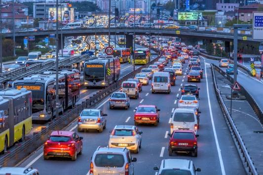 Kara yollarında ulaşım kontrollü sağlanıyor