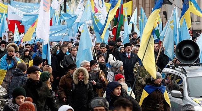 Rusyanın Kırımı yasa dışı ilhakının üzerinde 6. yıl geçti
