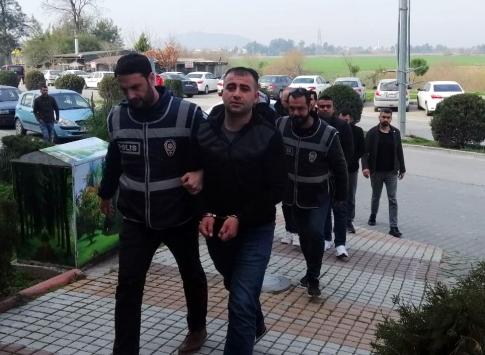 Adanada 1 kişinin öldüğü silahlı kavgada 4 zanlı tutuklandı