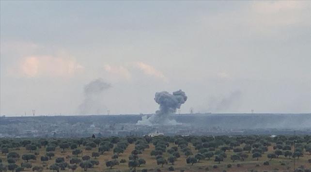 AA: TSK Halepteki Neyrab askeri havaalanını vurdu