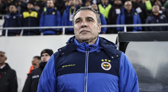 Fenerbahçede Ersun Yanal dönemi sona erdi