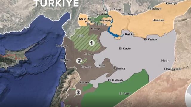 Esed rejiminin deldiği mutabakatlar İdlib'de haritaları değiştiriyor