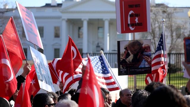 ABD'de Bahar Kalkanı'na destek gösterisi
