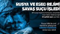 BM: Esed ve Rusya İdlib'de savaş suçu işledi
