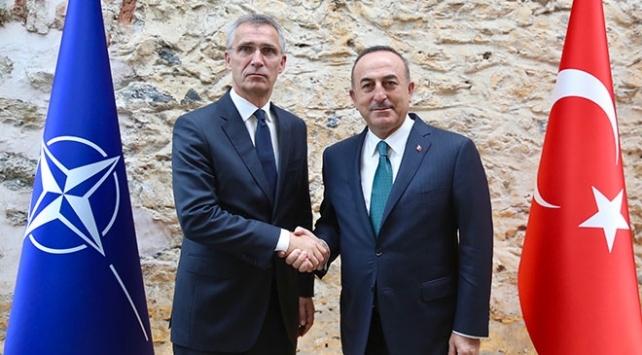 Bakan Çavuşoğlundan İdlib diplomasisi