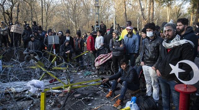 Bakan Soylu: 130 bin 469 göçmen Yunanistana geçti