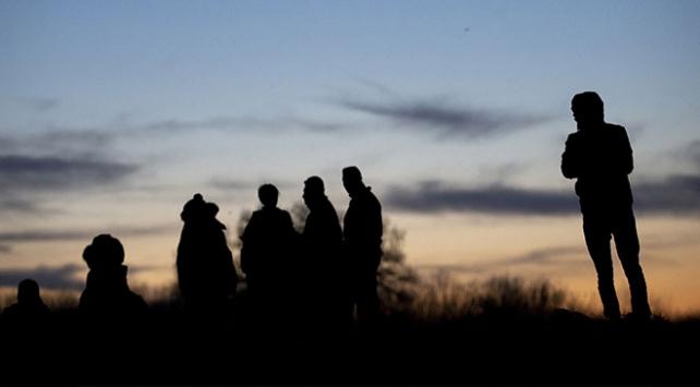 Düzensiz göçmenlerin Avrupa yolculuğu