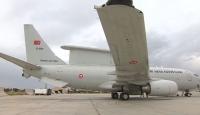 Türkiye'nin havadaki gözü: Hava ihbar kontrol uçakları