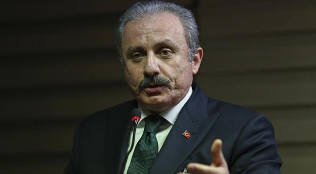 Meclis Başkanı Şentop: Seviyesizce hakaretler ifade özgürlüğü değildir