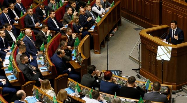 Ukraynada yeni hükümet kuruldu