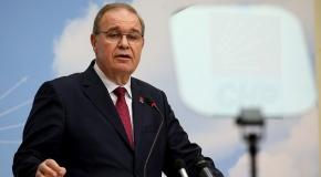 CHP Sözcüsü Öztrak: Özkoç'a fezleke Anayasa'ya aykırı
