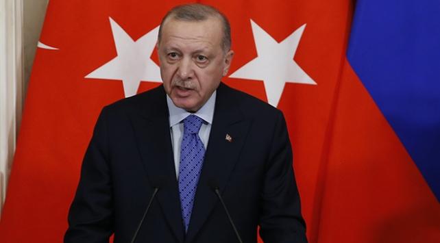 Cumhurbaşkanı Erdoğan: Rejimin yapabileceği saldırılara cevap verme hakkımız saklı