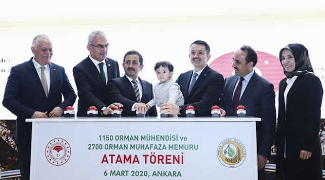 Tarım ve Orman Bakanlığına 5 bin sözleşmeli personel alımı tamamlandı