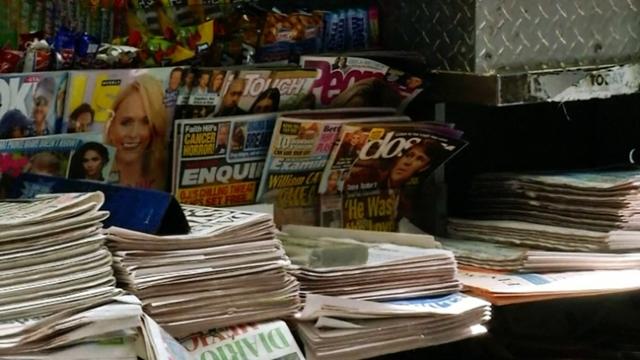 Avustralya'da tuvalet kağıdı krizine gazeteli çözüm