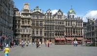Brükselde sendikaların protestosu başladı