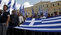 Yunanistanda bugün ülke genelinde genel greve gidiliyor
