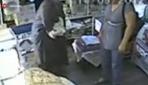 Hırsızlar Dükkanı Adeta Talan Etti