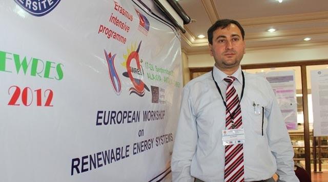 """Alanyada Gündem """"Yenilenebilir Enerji"""""""