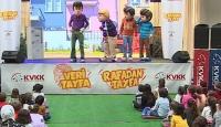 Veri Tayfa çocuklara bilinçli internet kullanımını anlatıyor