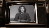 TRT'nin ilk televizyon yayını onun anonsuyla başladı