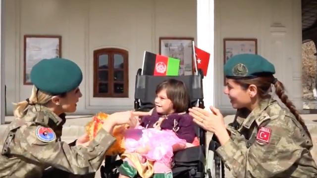 MSB'den kadınlar günününe özel video