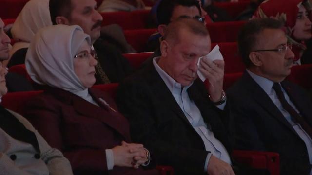 Şehit annelerinin videosu Cumhurbaşkanı Erdoğan'ı duygulandırdı