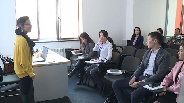 TRT, Kazakistan'da 'Yeni Medya' deneyimlerini paylaştı