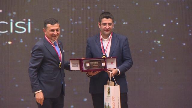 TRT'ye 3 ödül birden