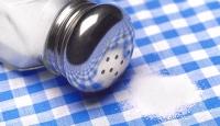 Günlük tuz tüketiminin 5 gramın altına düşürülmesi hedefleniyor