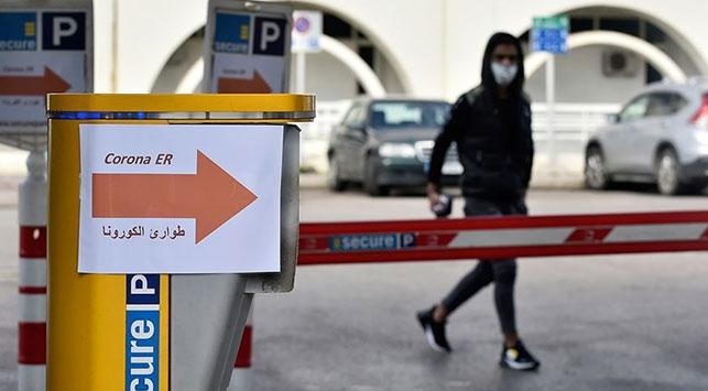 Lübnanda koronavirüs nedeniyle ilk ölüm gerçekleşti