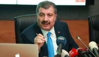 Bakan Koca: Tespit edilmiş vaka yok ancak Türkiye'de olma ihtimali çok yüksek