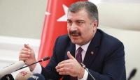 Bakan Koca: Koronavirüslü ABD'li Türkiye'yi ziyaret etmedi