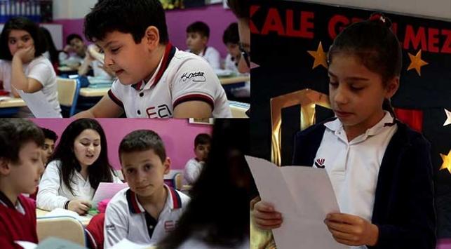 Hudut Kartallarından öğrencilere mektup var
