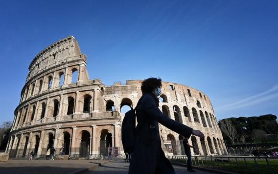 Tatilcilerin otel parası İtalyada kaldı