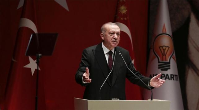 Cumhurbaşkanı Erdoğan: Davası ülkesi olmayanın sonu hüsran olmaya mahkumdur