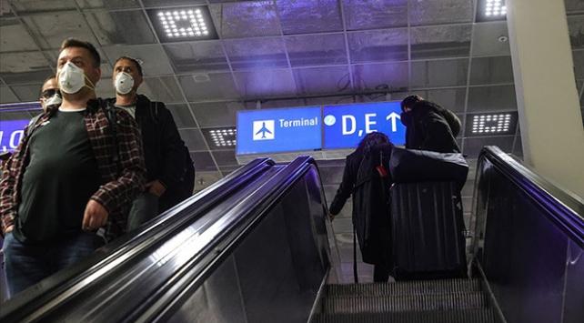 Avrupadan ABDye tüm seyahatler yasaklandı