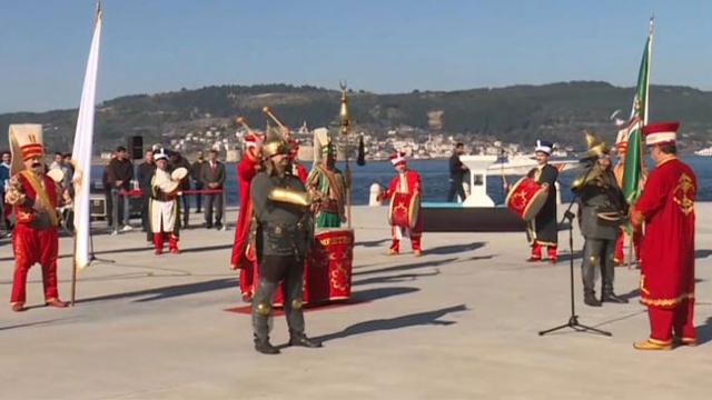 Çanakkale Deniz Zaferi'nin 105'inci yılı