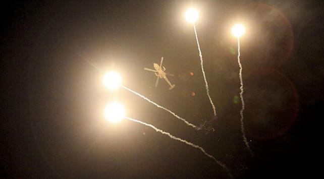 ABDden İran destekli milislere hava saldırısı