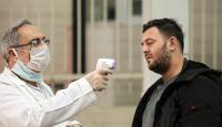Sınır kapılarında koronavirüs tedbirleri arttı