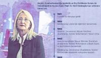 Prof. Dr. Beril Dedeoğlu'nun vefatının birinci yılı