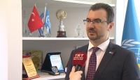 DSÖ Türkiye Temsilcisi Ursu, Covid-19'u TRT Haber'e değerlendirdi