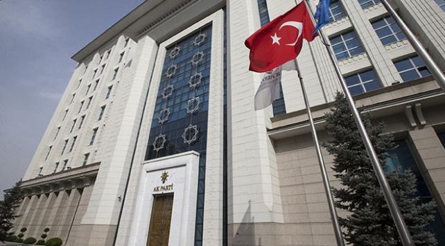 AK Partinin MKYK toplantıları ertelendi