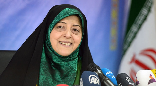 Koronavirüse yakalanan İran Cumhurbaşkanı Yardımcısı iyileşti