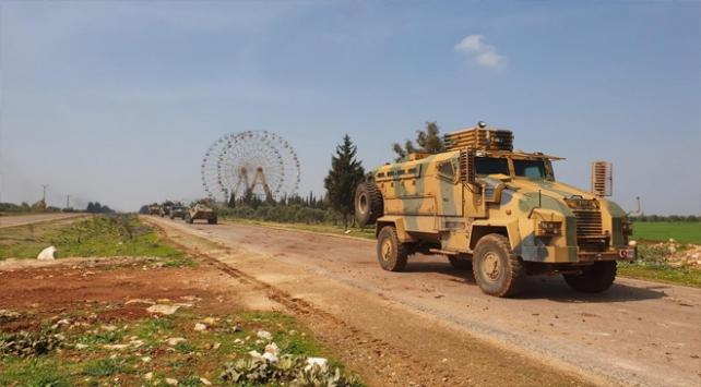 MSB: Türk-Rus ortak devriyesi başladı