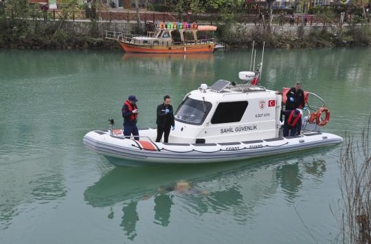 Antalyada kayıp olarak aranan kişinin cesedi ırmakta bulundu
