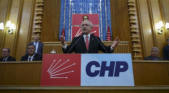 CHPde grup toplantısı iptal