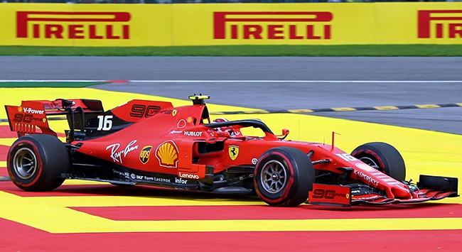 Ferrari Formula 1 fabrikasını kapattı
