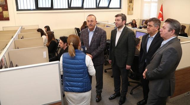 Bakan Çavuşoğlu: Aldığımız önlemler yurt dışında büyük takdir topladı